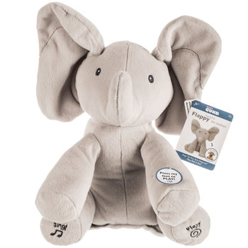flappy the elephant plays peek a boo and sings the gift shops at northside hospital atlanta. Black Bedroom Furniture Sets. Home Design Ideas