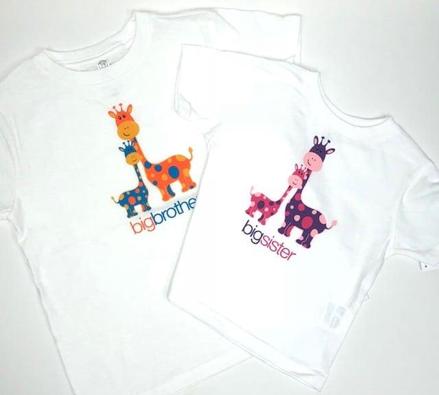 0cbfc07a5 Big Brother / Big Sister T-shirt - The Gift Shops at Northside ...